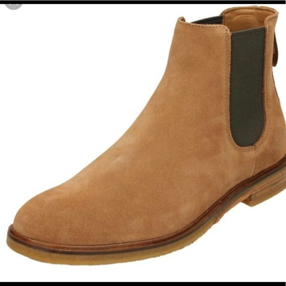 New Clarks Clarkdale Gobi Chelsea Boot